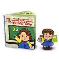 Little People Numbers with Teacher Terry