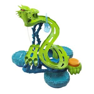 Hot Wheels Sea Serpent Island