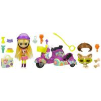 Blythe Loves Littlest Pet Shop Scooter Vehicle