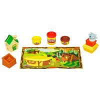 Play-Doh Presents the Story of the Three Little Pigs