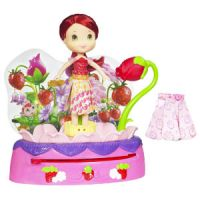 Strawberry Shortcake Twirling Flower Fashions