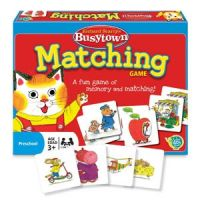 Richard Scarry's Busytown Matching Game