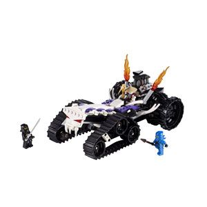 Ninjago Turbo Shredder