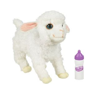 FurReal Friends Newborn Lamb