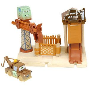 Disney-Pixar Cars Wood Collection