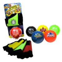 Sky Ball League Official Glove & Ball Set