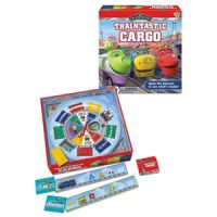Chuggington Traintastic Cargo Game