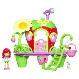 Strawberry Shortcake Berry Bitty Clubhouse
