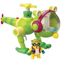 Special Agent Oso Whirly Bird