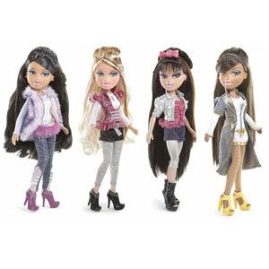 Bratz All Glammed Up