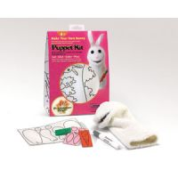 Make Your Own Bunny Puppet Kit