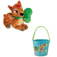 Bambi and Friends Easter Plush and Felt Baskets
