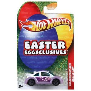 Hot Wheels Easter Vehicles