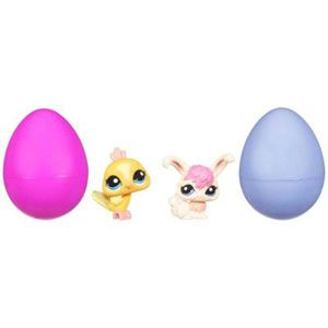 Littlest Pet Shop Easter Eggs