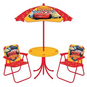Disney-Pixar Cars Children's Patio Set