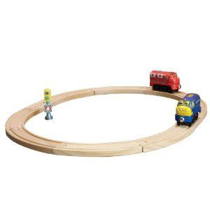 Chuggington Wooden Railway Beginner's Set