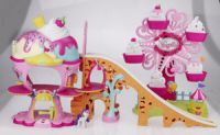 My Little Pony Ponyville Sweet Sundae Amusement Park