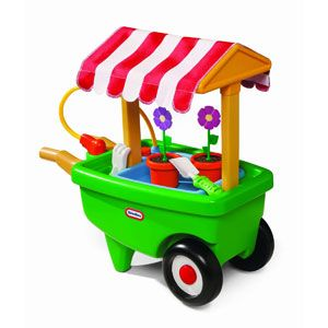 2-in-1 Garden Cart & Wheelbarrow