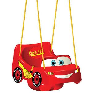 Disney-Pixar's Cars Toddler Swing
