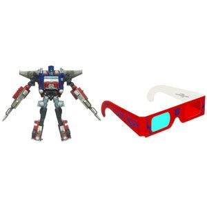 Transformers: Dark of the Moon Cyberverse Optimus Prime Preview Pack