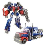 Transformers: Dark of the Moon Mechtech Voyager Class Optimus Prime