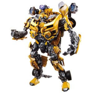 Transformers: Dark of the Moon Mechtech Leader Bumblebee
