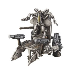 Transformers: Dark of the Moon Cyberverse Starscream Orbital Assault Carrier
