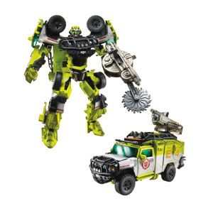 Transformers: Dark of the Moon Mechtech Deluxe Autobot Ratchet