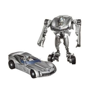 Transformers: Dark of the Moon Cyberverse Legion Class Sideswipe