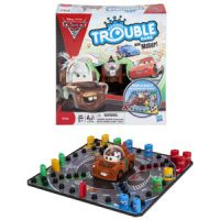 Cars 2 Trouble Game with Mater