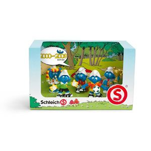 Smurfs Figurines