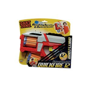 DartZone Quickfire 12