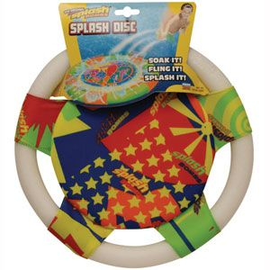 Splash Bombs Disc