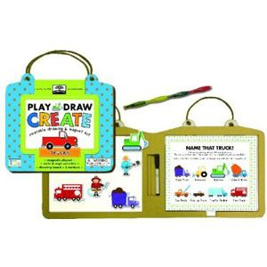 Play, Draw, Create