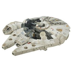 Star Wars Legacy Collection Millennium Falcon