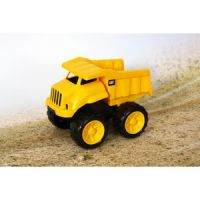 CAT Tough Tracks Eight-Inch Dump Truck
