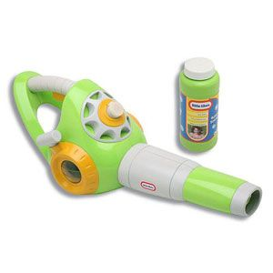 Little Tikes Garden Bubble Leaf & Lawn Blower