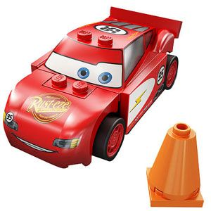 Radiator Springs Lightning McQueen