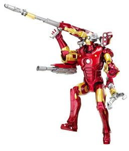 Invincible Iron Man Action Figure