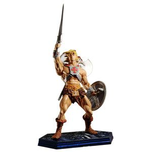 Masters of the Universe Classic Colors He-Man Mini Statue