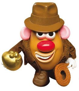 Mr. Potato Head: Taters of the Lost Ark