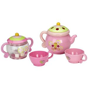 Tub Time Tea Party Set