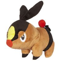 Pokemon Reversible Plush