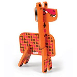 Jungle Pals Giraffe Stacking Puzzle