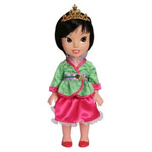 My First Disney Princess Mulan