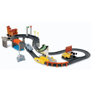 Cars 2 GeoTrax World Grand Prix RC