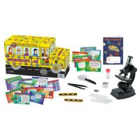 Magic School Bus Microscope Lab