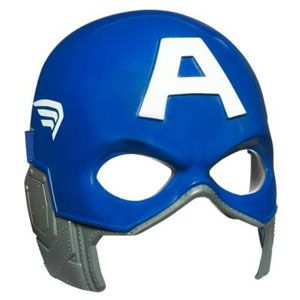 Captain America Hero Mask