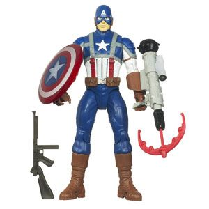 Hero Power Captain America