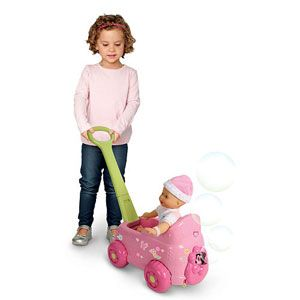 Fisher-Price Little Mommy Bubble Wagon